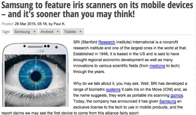 SamsungIrisScan