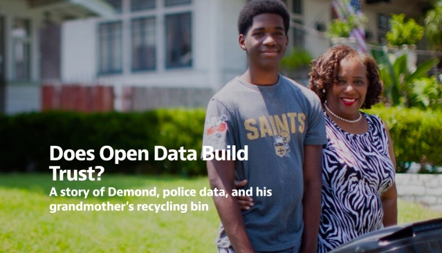 Demond and Open Data